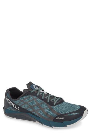 Merrell Bare Access Flex Shield Water Resistant Running Shoe