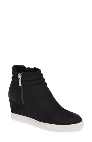 Linea Paolo Flo Waterproof Wedge Bootie