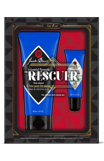 Jack Black The Rescuer Set