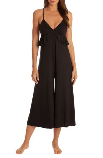 Midnight Bakery Iggy Cropped Jumpsuit