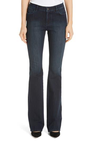 Lafayette 148 New York Mercer Flare Jeans