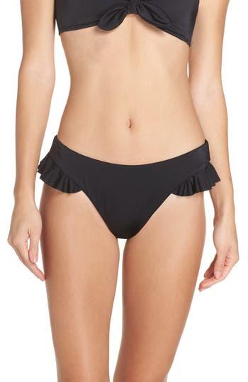 Leith Nikki Ruffle Bikini Bottoms