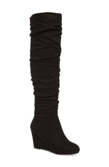 Chinese Laundry Uma Over the Knee Boot