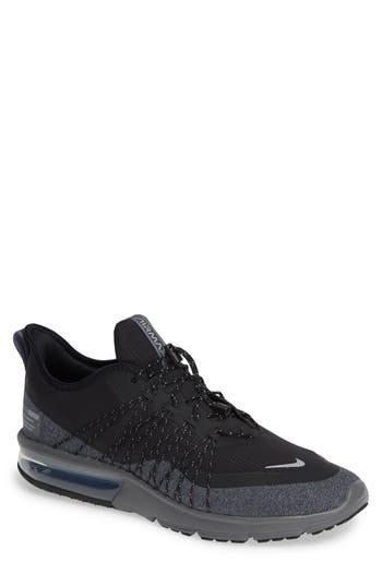 Nike Air Max Sequent 4 Utility Running Shoe