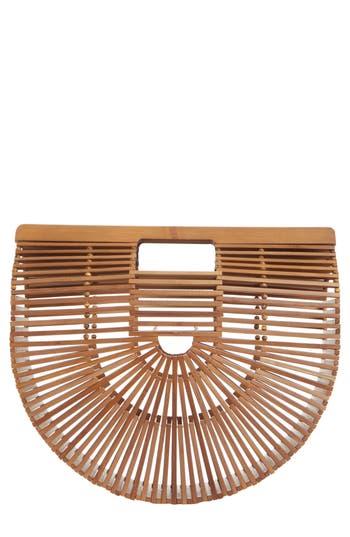 Cult Gaia Large Ark Bamboo Handbag