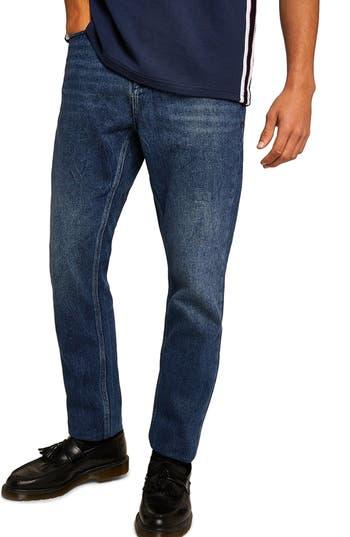 Topman Cupid Rigid Taper Jeans