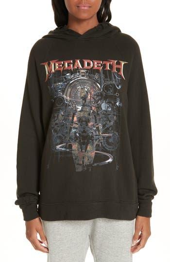 R13 Megadeth Machina Hoodie