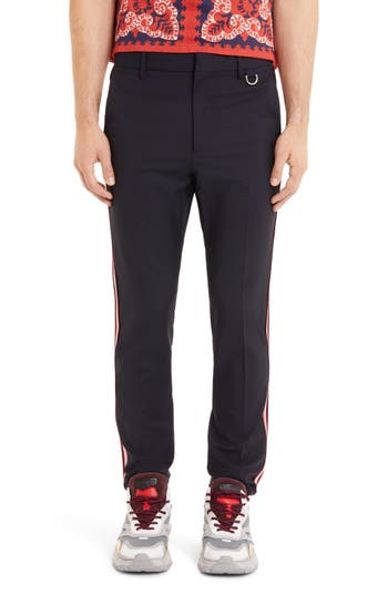 Valentino Side Stripe Pants