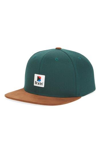 Brixton Stowell Snapback Cap