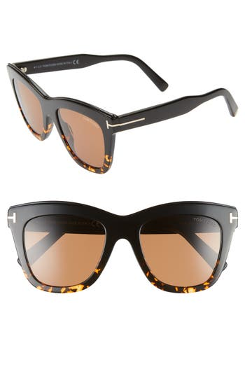 Tom Ford Julie 52mm Sunglasses