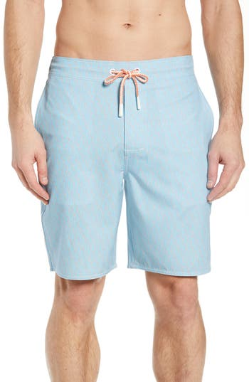 johnnie-O Clearwater Regular Fit Board Shorts