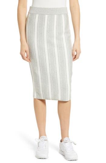 BP. Stripe Sweater Skirt