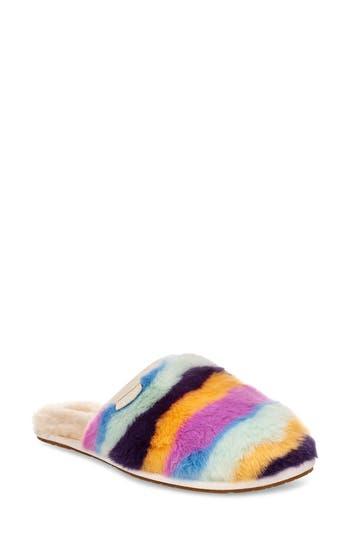 UGG® Fluffette Mural Slipper (Women)