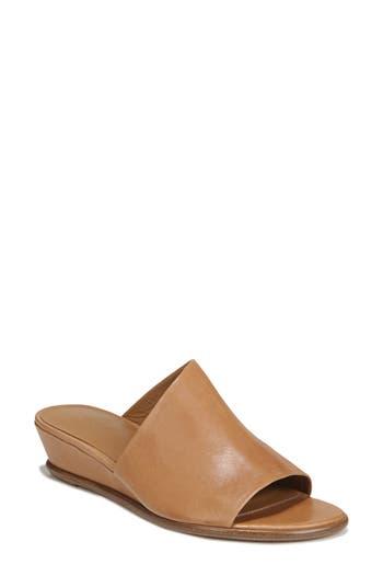 Vince Duvall Asymmetrical Wedge Sandal