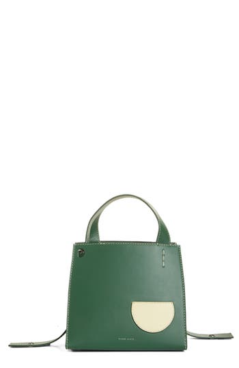 Danse Lente Margot Leather & Genuine Shearling Tote Bag