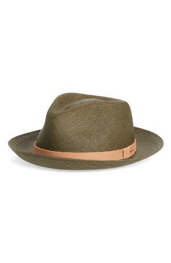 Bailey Gelhorn Straw Panama Hat
