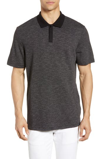 Calibrate Mercerized Double Faced Jersey Polo