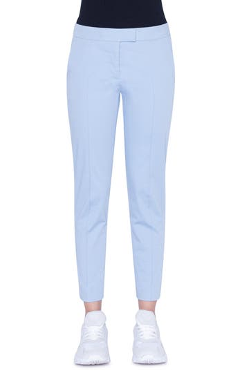 Akris punto Frankie Slim Ankle Pants