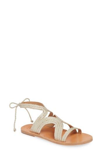 Beek Cuckoo Ankle Tie Sandal (Women)