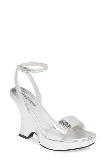 Jeffrey Campbell Flora Platform Sandal (Women)
