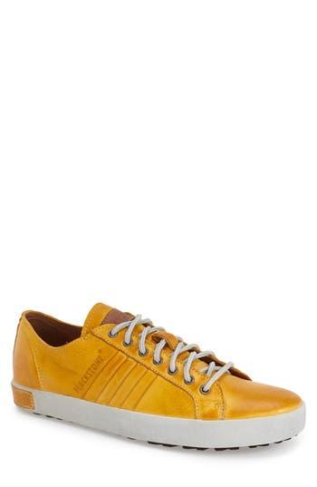 Men's Blackstone 'Jm 11' Sneaker, Size 13US / 47EU - Yellow