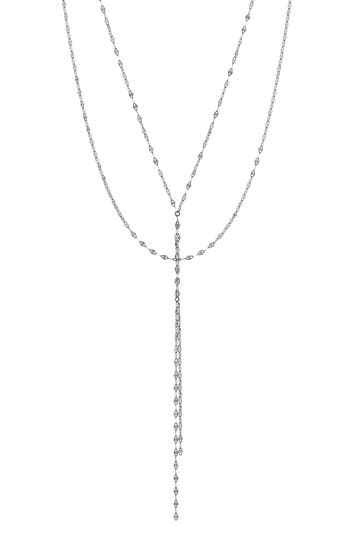 Lana Jewelry 'Blake' Lariat Necklace