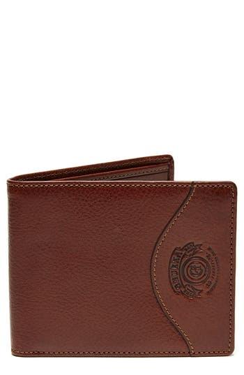 Ghurka Classic Leather Wallet - Metallic