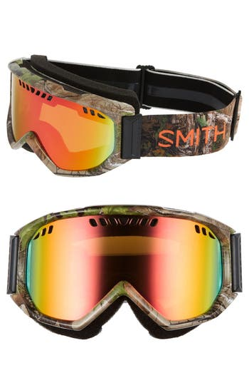 Men's Smith Scope 175Mm Snow Goggles - Realtree Xtra Green