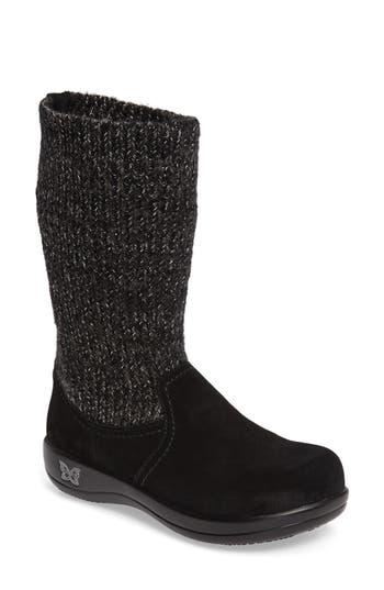 Alegria Juneau Leather Boot
