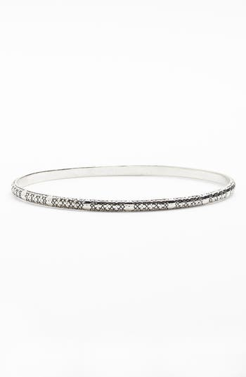 Women's Konstantino 'Classics' Etched Bangle
