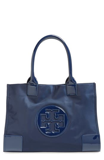 Tory Burch 'Mini Ella' Nylon Tote -