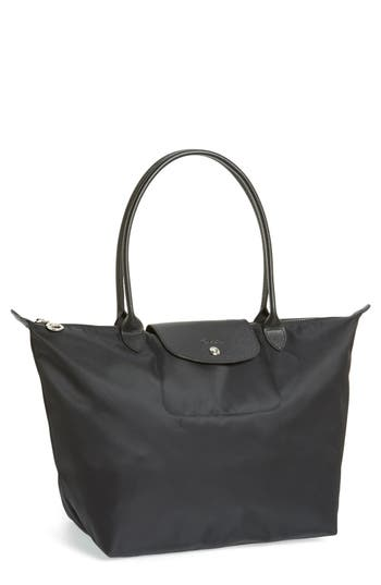 Longchamp 'Large Le Pliage Neo' Nylon Tote