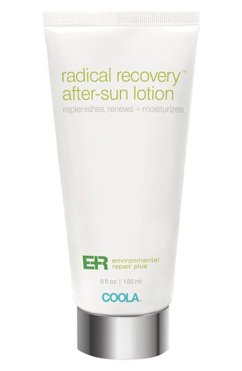 Coola Suncare Environmental Repair Plus Radical Recovery(TM) After-Sun Lotion, Size 6 oz