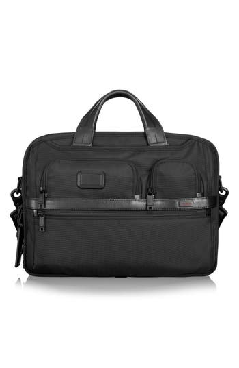 Men's Tumi Alpha 2 T-Pass(TM) Laptop Briefcase - -  adult