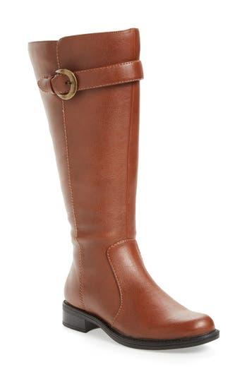Women's David Tate 'Stallion' Riding Boot, Size 8.5 M - Brown