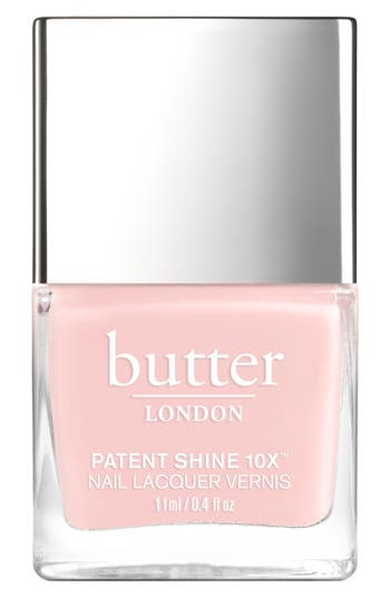 Butter London 'Patent Shine 10X' Nail Lacquer - Piece Of Cake