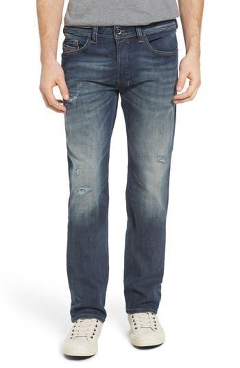 Diesel Safado Slim Straight Fit Jeans