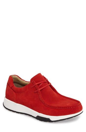 Calvin Klein Kingsley Chukka Sneaker- Red