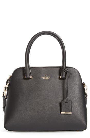 Kate Spade New York Cameron Street Maise Leather Satchel -