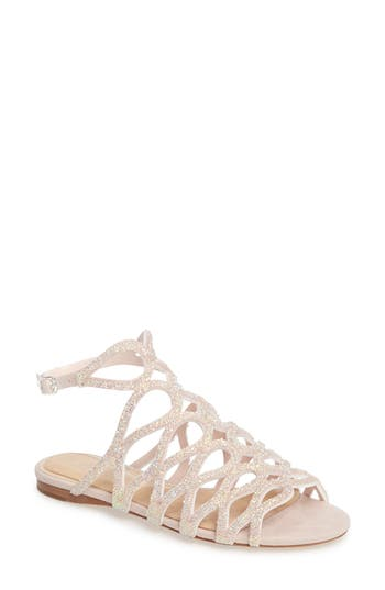 Imagine By Vince Camuto Ralee Glitter Sandal