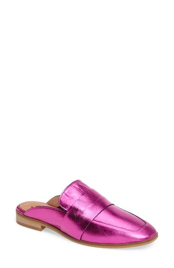 Free People At Ease Loafer Mule, Pink