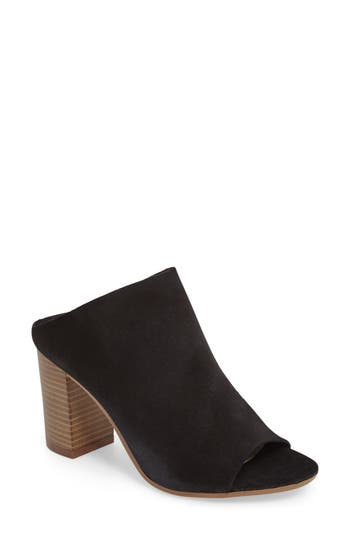 Women's Bos. & Co. Isabella Block Heel Mule