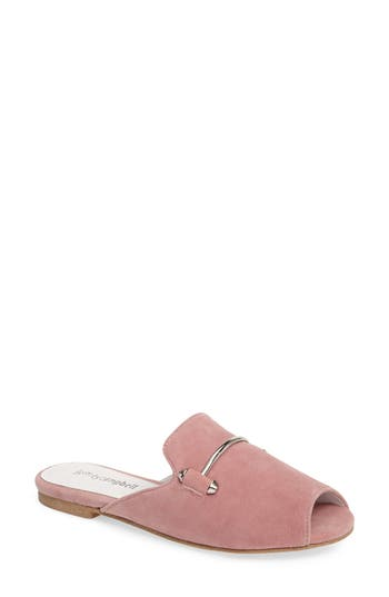 Jeffrey Campbell Talley Slide- Pink