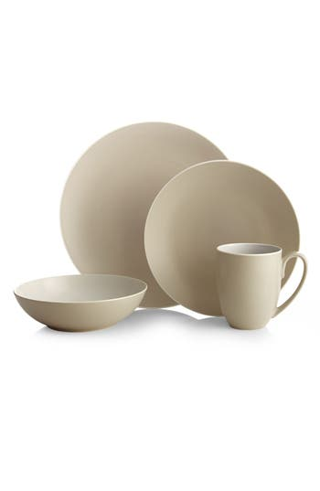 Nambe Pop 4-Piece Place Setting, Size One Size - Beige