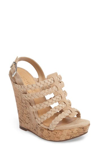 Schutz Abigally Wedge Sandal