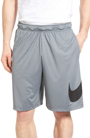 Nike Dry Training Shorts, Grey