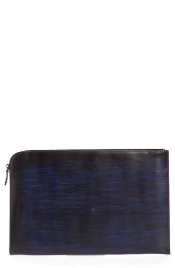 Magnanni Leather Portfolio - Blue