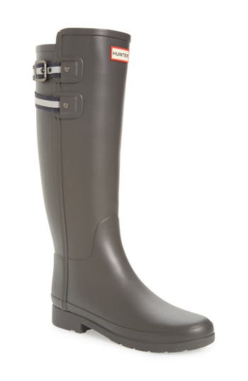 Hunter Original Refined Matte Rain Boot