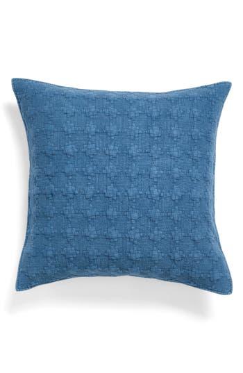 Nordstrom At Home Garment Wash Euro Sham, Size Euro - Blue/green