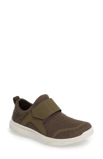 Teva Arrowood Swift Slip-On Sneaker, Green
